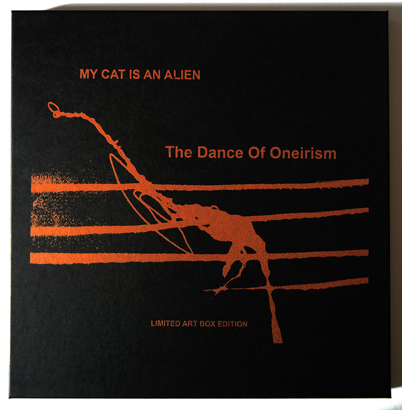MY CAT IS AN ALIEN The Dance Of Oneirism ART BOX Ltd.21