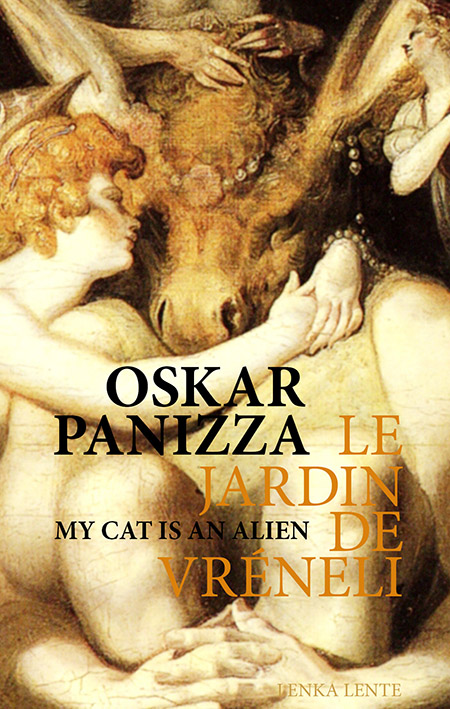 OSKAR PANIZZA & MY CAT IS AN ALIEN